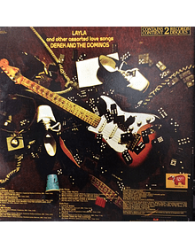 Eric Clpaton Derek And The Dominos* – Layla And Other Assorted Love Songs (ed USA)