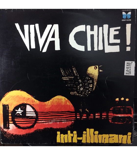Inti-Illimani ‎– Viva Chile!
