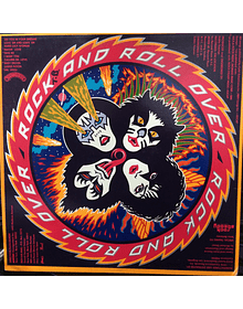 Kiss – Rock And Roll Over (1a Ed USA)