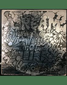 Cream – Wheels Of Fire (1a ED USA)