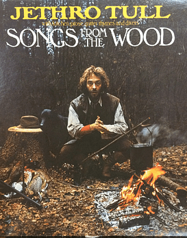 Jethro Tull ‎– Songs From The Wood (1a ED USA)