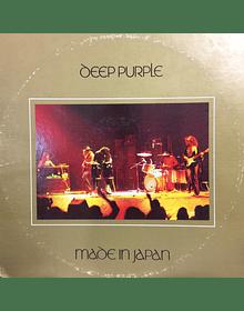 Deep Purple – Made In Japan (1a Ed USA)