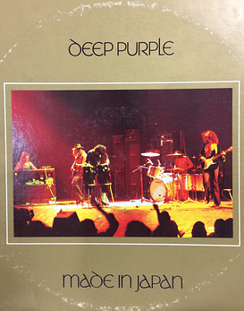 Deep Purple ‎– Made In Japan (1a Ed USA)