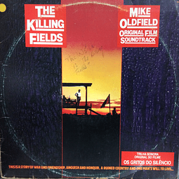 Mike Oldfield ‎– The Killing Fields (Original Film Soundtrack)