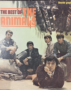Animals, The ‎– The Best Of The Animals