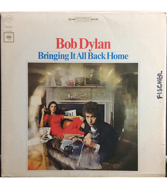 Bob Dylan ‎– Bringing It All Back Home (1a ED USA)