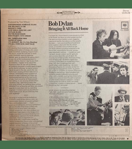 Bob Dylan – Bringing It All Back Home (1a ED USA)