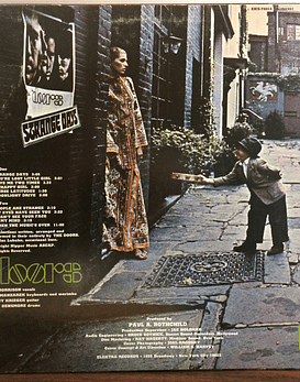 Doors, The ‎– Strange Days