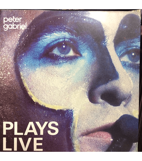 Peter Gabriel Plays Live