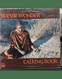 Stevie Wonder – Talking Book (1a ED USA)