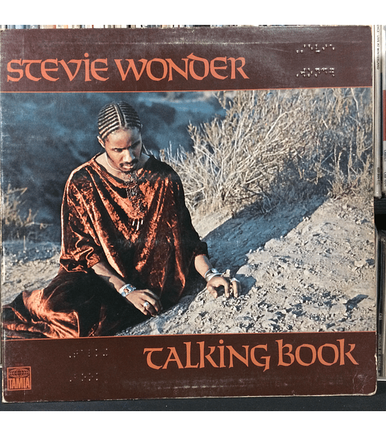Stevie Wonder ‎– Talking Book (1a ED USA)