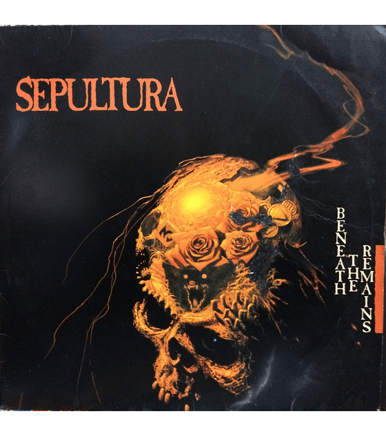 Sepultura ‎– Beneath The Remains (1a ED)