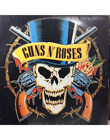 Guns N' Roses ‎– Use Your Illusion (Promo original) Hard To Find