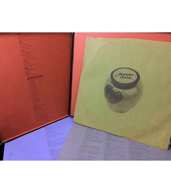 George Harrison (Beatles) – All Things Must Pass (1a ED USA)