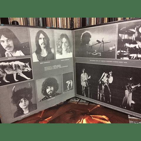 Steppenwolf – Live (1a Ed Usa)