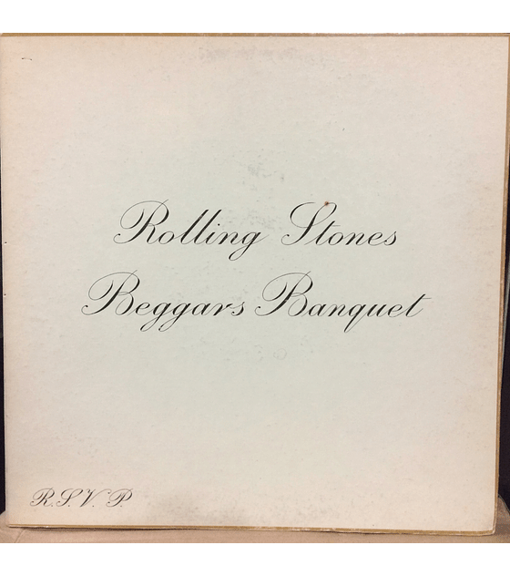 Rolling Stones – Beggars Banquet (ED USA '68)