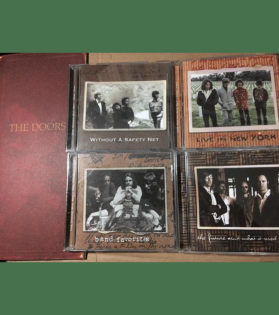 The Doors Box Set 4CDs + Booklet