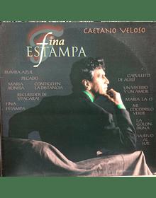 Caetano Veloso – Fina Estampa