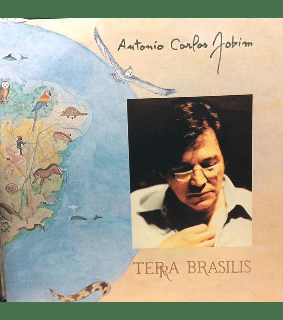 Antonio Carlos Jobim Tom Jobim – Terra Brasilis Ed Japón PROMO