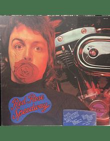Paul McCartney Wings (Beatles) - Red Rose Speedway