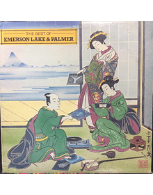 Emerson, Lake & Palmer – The Best Of Emerson Lake & Palmer