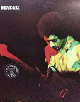Jimi Hendrix ‎– Band Of Gypsys