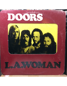 Doors, The ‎– L.A. Woman (1a ED USA)