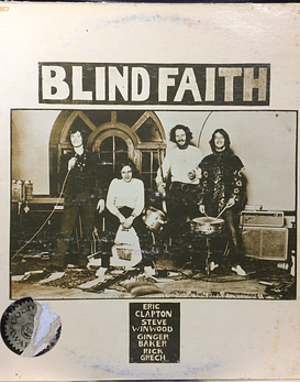 Blind Faith ‎– Blind Faith