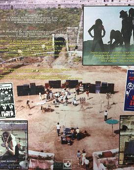 Pink Floyd – Live at Pompeii 1971