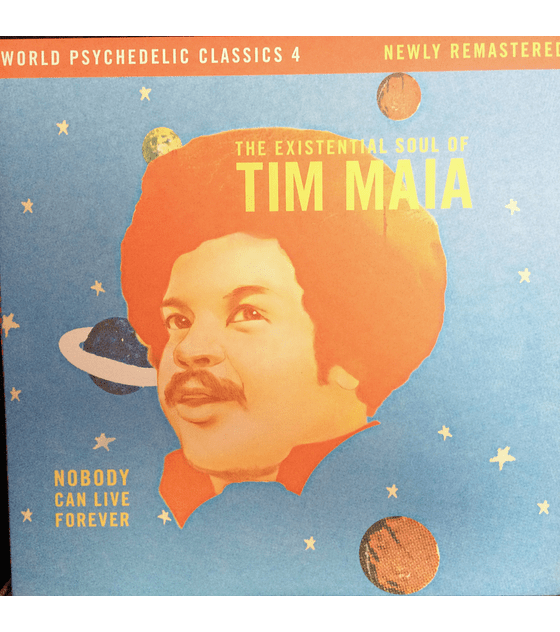 Tim Maia ‎– Nobody Can Live Forever