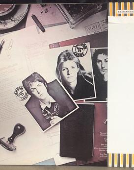 Paul McCartney & Wings – Band On The Run (Beatles)