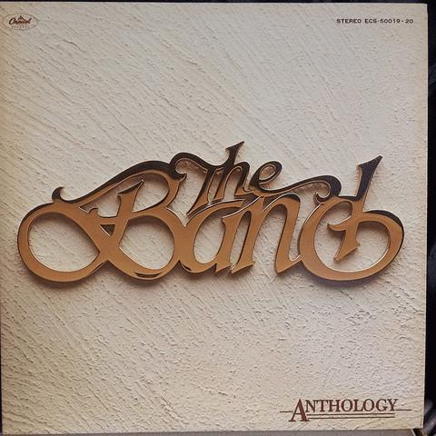 Band, Tghe – Anthology