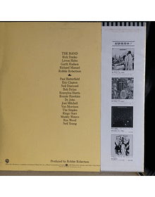 Band, The – The Last Waltz