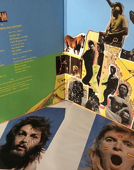 Paul & Linda McCartney – Ram (ed Doble, Collector)