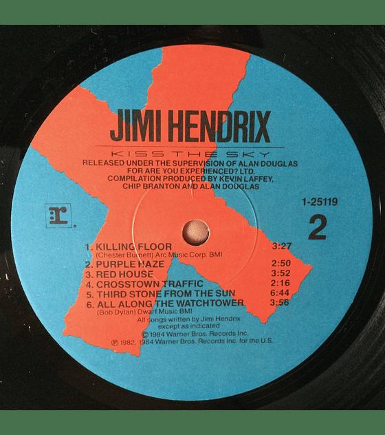 Jimi Hendrix – Kiss The Sky