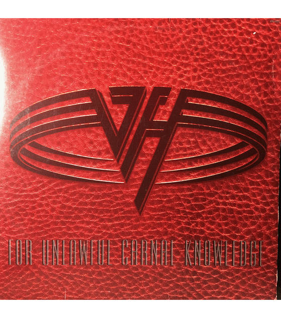 Van Halen – For Unlawful Carnal Knowledge