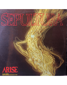 Sepultura – Arise - Rough Mixes Limited Edition For Rock In Rio