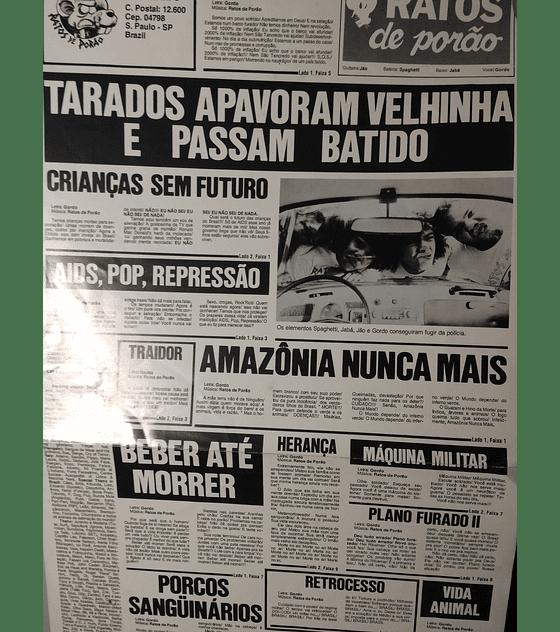 Ratos De Porão – Brasil