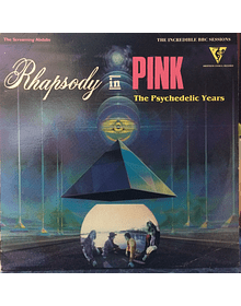 Pink Floyd Rhapsody In Pink (The Psychedelic Years) - BBC 68 - 71