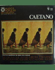 Caetano Veloso História Da Música Popular Brasileira 10p libreto