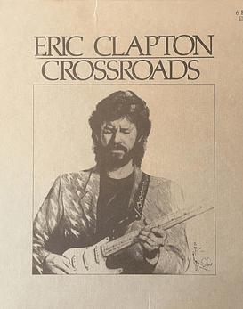 Eric Clapton – Crossroads BOX 6 LPs