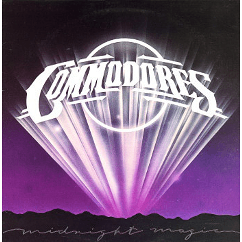 Commodores ‎– Midnight Magic