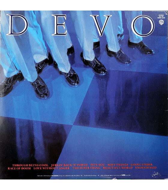 Devo ‎– New Traditionalists
