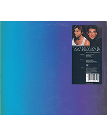 Wham! George Micchael – Music From The Edge Of Heaven ed USA