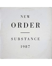 New Order – Substance
