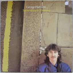 George Harrison Somewhere in England (Beatles)