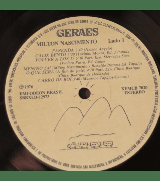Milton Nascimento – Geraes