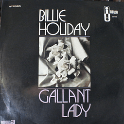 Billie Holiday ‎– Gallant Lady