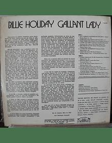 Billie Holiday – Gallant Lady