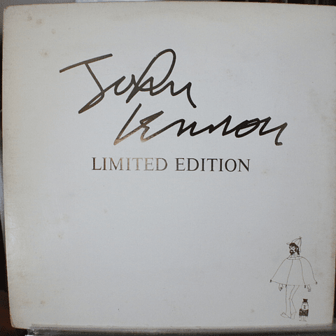 John Lennon ‎– Limited Edition (The Toy Boy)